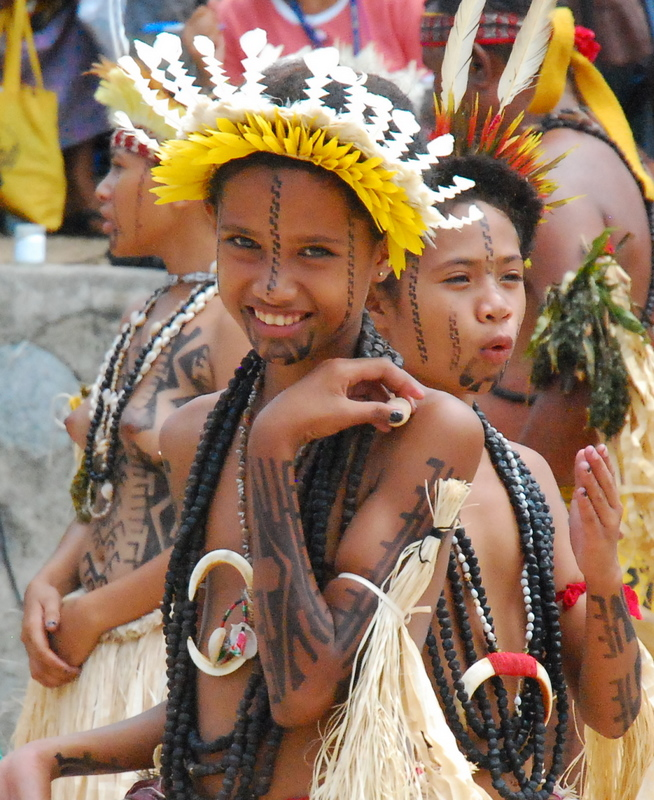 Papua New Guinea Naked Girls